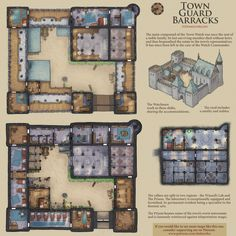 A website and forum for enthusiasts of fantasy maps mapmaking and cartography of all types. We are a thriving community of fantasy map makers that provide tutorials, references, and resources for fellow mapmakers. Fantasy City Map, Fantasy Castle, Medieval Fantasy, Fantasy Town, Medieval Town, Dungeons And Dragons Homebrew, D&d Dungeons And Dragons, Cartographers Guild, Building Map