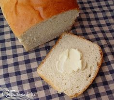 Homemade White Bread    -Edit- This bread is so easy, and so very, very good. I halve the recipe and make two loaves at a time, and it works wonderfully. Definitely a family favorite!