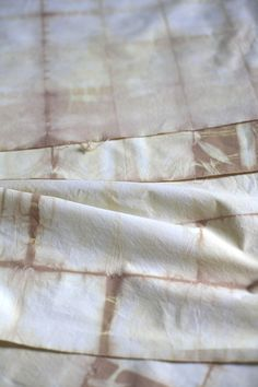 DIY Onion Skin Shibori