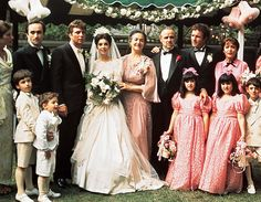 the corleone family (without michael). The godfather I