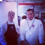 chefs benoit dewitte and kiko moya