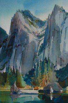 Dale Laitinen Watercolor - Bing Images