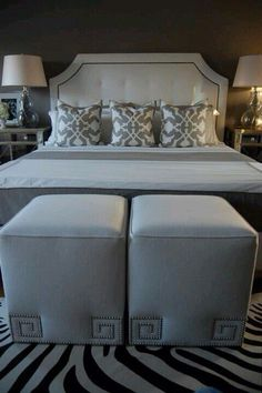 All About Interiors - Simple steps to create a beautiful bedroom