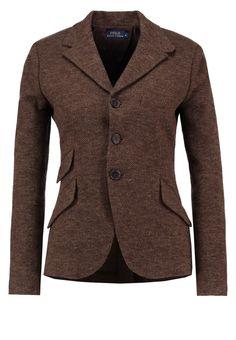 Polo Ralph Lauren Blazer brown herringbo Premium bei Zalando.de | Material Oberstoff: 58% Baumwolle, 42% Wolle | Premium jetzt versandkostenfrei bei Zalando.de bestellen!