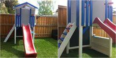 #mycubby Fort Playhouse Kids cubby house backyard fun #play