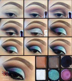 Dicas de maquiagem para as mulheres loucas por maquiagem, aprenda com as dicas, truques e tutorial, veja técnicas de maquiadoras, cosméticos, makeup