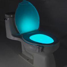 8-COLOR LED SENSORED