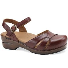Cooperative Dansko Leather Sandals Worn Once. Women's Shoes Comfort Shoes