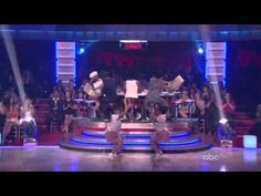 The former dancer in me LOVES this routine. Want to get into some adult classes.    Jamal Sims - Tightrope  Performed on DWTS (song by Janelle Monae)