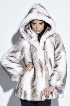 Valuker Women's Down Coat with Hood 90% Down Parka Fur Winter ...