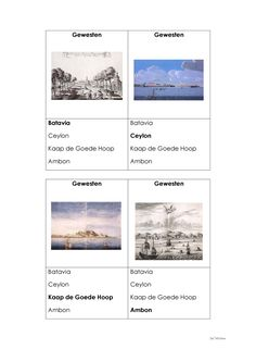 VOC Kwartet: Deel 4 Teaching History, Kids Learning, World, Water, Pirates, Kunst, The World, Water Water, Aqua