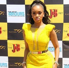 Dineo Moeketsi is a South African actress, singer, dancer and television presenter best known for taking over fromNonhle Themaas host of the Channel O music magazine show O-Access, hosting it from 2011-2012.  Trained at the National School of the Arts and the New School for Jazz and Contemporary Music in New York, Moeketsi won the hosting gig on O-Access after a nation-wide talent search.  She has appeared in a number of theatre productions including Grease, The Fifth Floor and 66676, ...