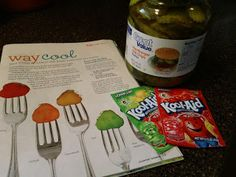Our Treasured Home: Kool-Aid Pickles