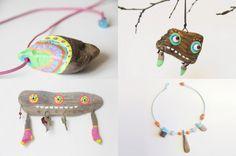 Driftwood Accessories by Jennifer Vosteen | Recyclart