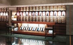 Ermenegildo Zegna Store  #architecture #interior #marino #peter Pinned by www.modlar.com