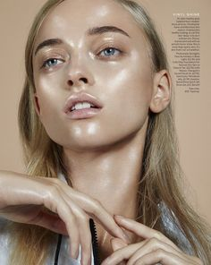 4 Skin Finishes To Try Now | WhoWhatWear.com