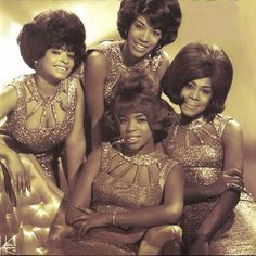 """Motown's first successful female vocal group, the Marvelettes are most notable for recording the companies first US #1 pop hit, """"Please Mr. Postman"""", and for setting the precedent for later Motown girl groups such as Martha and the Vandellas and The Supremes. During their eight-year run on the Billboard charts, the group scored nineteen top forty American R singles and ten top forty American pop singles."""