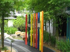 """Sensory gardens give special needs children and adults a chance to engage all the senses, and provides them with a tactical, """"hands-on"""" learning experience."""