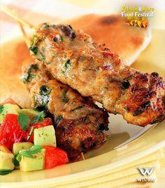 Mughlai Taste meets the Royal Ambiance at Hotel WInway...