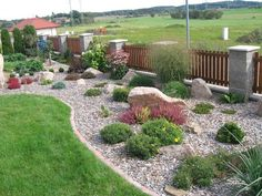Rockery Garden, Gravel Garden, Garden Paths, Landscape Design, Garden Design, Garden Sitting Areas, Budget Patio, Plantation, Tropical Garden