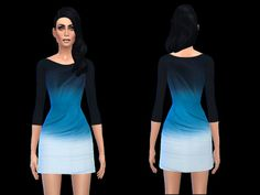 blue misc dress female Found in TSR Category 'Sims 4 Female Everyday' Sims 4 Tsr, Blue Dresses, Formal Dresses, Sims 4 Update, Sims 4 Clothing, Female, Clothes, Fashion, Dresses For Formal