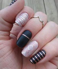 Nail Designs With Striping Tape Picture nail strips tape line nail art design nail polish Nail Designs With Striping Tape. Here is Nail Designs With Striping Tape Picture for you. Nail Designs With Striping Tape 2 easy nail designs striping. Best Nail Art Designs, Nail Designs Spring, Simple Nail Designs, Nail Polish Designs, Nails Design, Line Nail Art, Cool Nail Art, Elegant Nail Art, Lines On Nails