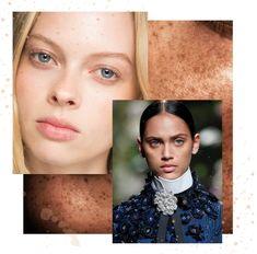 Make Up moodboard - Natural Skin and Freckles trend Freckles, Natural Skin, Mood Boards, Make Up, Nature, Maquillaje, Maquiagem, Naturaleza, Makeup