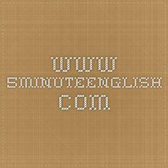 www.5minuteenglish.com