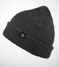 88ccc8eb6a0 Lambs Wool Beanie (Dark Grey)