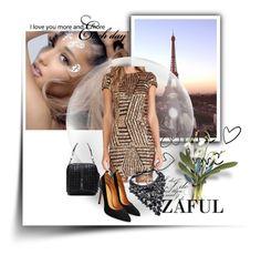 """www.zaful.com/?lkid=4313"" by amelakafedic ❤ liked on Polyvore featuring moda"