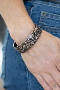 Paparazzi Jewelry Catalog - JewelryBlingThing.com Paparazzi Jewelry Catalog, Paparazzi Accessories, Bracelets, Bangles, Copper Cuff, February 10, Flowering Vines, Christmas Shopping, Centerpiece