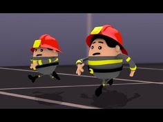 Au Feu les Pompiers - YouTube People Who Help Us, French Resources, French Class, Fire Safety, Dramatic Play, Crochet Animals, Firefighter, School Ideas, Fictional Characters
