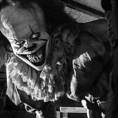 Pennywise se acerca...