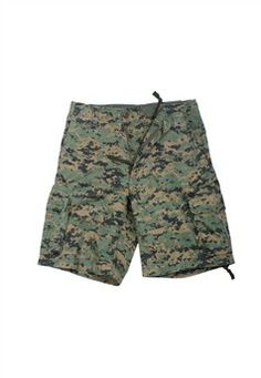 Vintage Infantry Utility Woodland Digital Shorts ! Buy Now at gorillasurplus.com