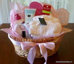 Create a nice, fun and inexpensive gift for mother's day
