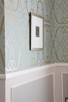 1000 images about chair rail ideas on pinterest for Best wallpapers for dining rooms