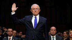 The attorney general testified before the Senate Judiciary Committee Wednesday.