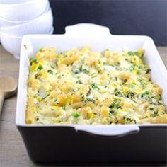 Spring Vegetable Pasta (gluten-free)