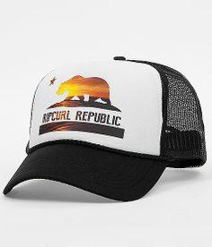 Rip Curl Turkey Trucker Hat at Buckle.com