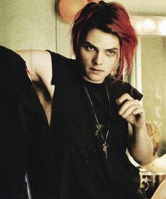 Gerard Way | Singer | Comic Writer/Artist | My Chemical Romance | Depression | Addiction | Self-injury | Suicidal