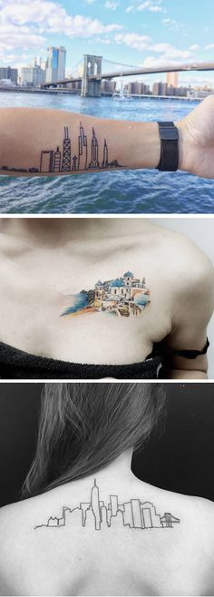 Check out these architecture themed tattoos and get inspired for your own ink.