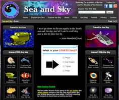 Science and Nature This collection of cool games and activities comes from Smithsonian Education. Whether you are studying astronomy, geolo. Science Websites, Science Resources, Educational Websites, Activities, Science Fun, Science And Nature, Science Ideas, Sky Home, American Heritage Girls