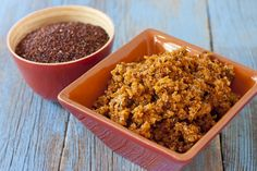 Quinoa Chorizo from