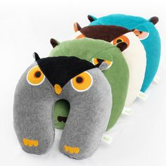 Find More Information about Free shipping Nytex owl series cartoon pillow neck pillow,High Quality pillow wedding,China pillow massage Suppliers, Cheap pillow flower from mistone jan's store on Aliexpress.com