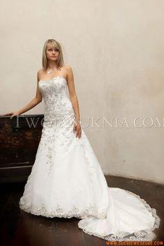 Suknia ślubna Relevance Bridal Justine Quintesence
