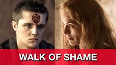 """Game of Thrones Lancel Lannister, Eugene Simon, gives his reaction to Cersei's Walk of Shame in the Game of Thrones Season 5 Episode 10 Finale """"Mother's Mercy"""" & whether Lancel Lannister will return for Game of Thrones Season 6."""