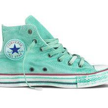 Want Want Want!!!! CTAS Washed HI Aqua