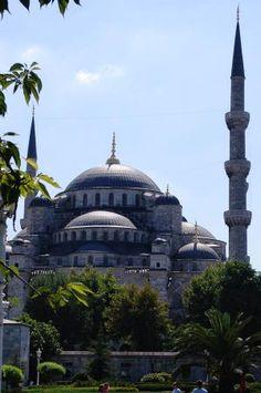 Die Blaue Moschee - Sultan Ahmet Moschee