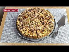 Szarlotka owsiana z cynamonem i masłem :: Skutecznie.Tv - YouTube Sweets, Baking, Polish, Youtube, Sweet, Per Diem, Kuchen, Food Food, Good Stocking Stuffers