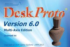 Deskproto lite 3 axis CAM software - CNC Software   MakeCNC.com